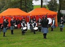 Lochmaben-pipe-band